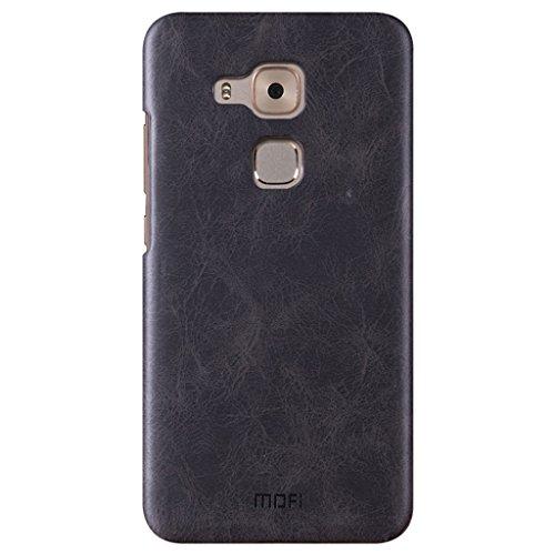 KaiTelin Huawei Nova Plus Custodia - Shield Piena Protezione Custodia Rigida Cover per Huawei Nova Plus - Nero