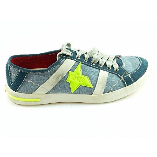 W6YZ - W6YZ Scarpe Sportive Uomo Jeans 9104 - Jeans, 41