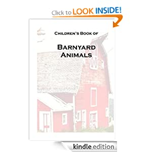 Children's Book of Barnyard Animals