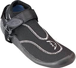 OKespor Kite Low Swim Shoes,Black,T4 M