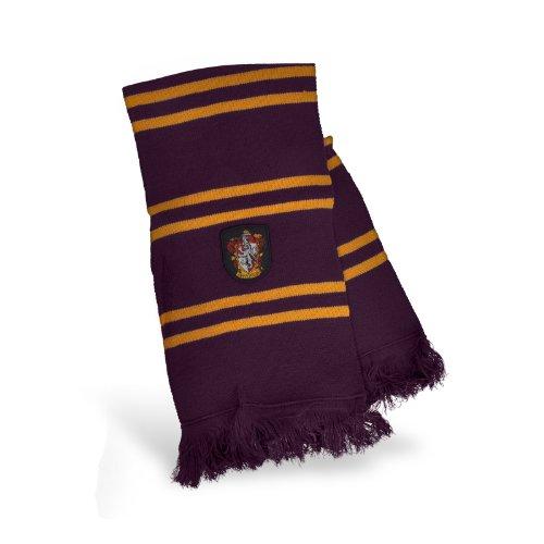 ec8fa12500b4 Echarpe Harry Potter Griffondor - Couleur Bordeaux