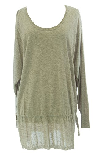 marina-rinaldi-by-maxmara-dance-heather-beige-drawstring-waist-sweater-l