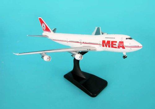AVIATION400 Mea 747-200 1/400