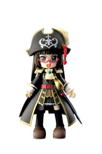 まめしき モーレツ宇宙海賊 チアキ・クリハラ (ノンスケール PVC製塗装済み完成品)