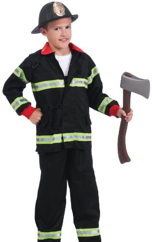 Toddler Fireman Costume - Toddler