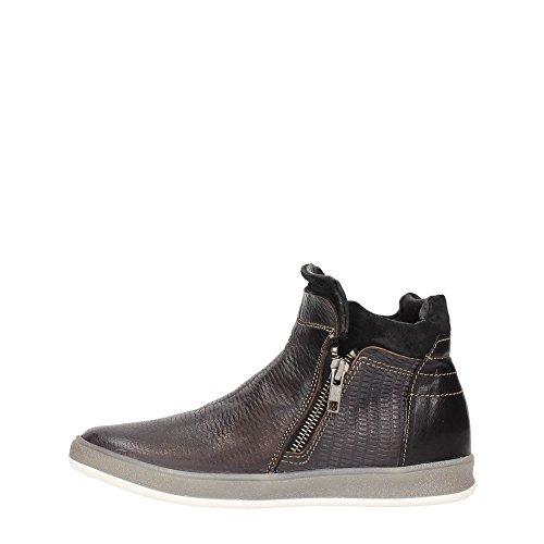 Manas 152M2702TJAEQ Sneakers Donna Pelle Nero Nero 40