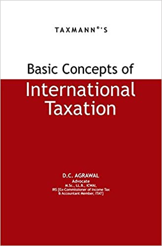 Basic Concepts of International Taxation