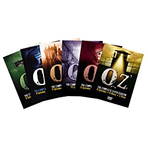 Oz: The Complete Seasons 1-6 movie
