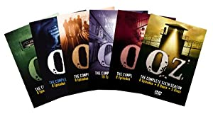 Oz: The Complete Seasons 1-6 (6-Pack)