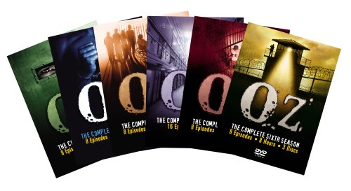 Oz: Complete Seasons 1-6 [DVD] [Import]