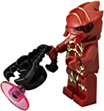 Lego Galaxy Squad Alien Buggoid Minifigure (Dark Red)