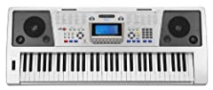 FunKey 61 Plus Keyboard für Einsteiger inkl. Netzteil und Notenständer ab 69,90 Euro inkl. Versand