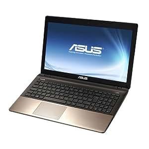 """Asus Polyvalent K55VJ-SX038H Ordinateur Portable 15,6"""" (39,62 cm) Intel core i7-3630QM 750 Go 4096 Mo Nvidia GeForce GT635M Windows 8 Marron foncé Mat"""
