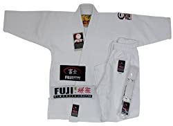 Fuji Kid's BJJ Uniform by Fuji