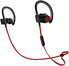 Beats by Dr. Dre Powerbeats2 Wireless Auricolari Sportivi In-Ear Senza Fili, Nero