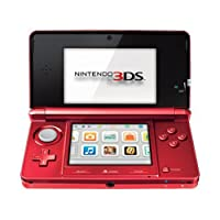 Nintendo 3DS - Flame Red by Nintendo