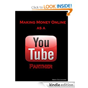 Making Money Online as a YouTube Partner