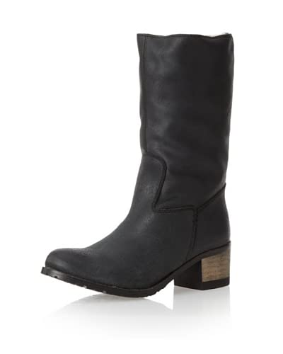 Alessandro Nerini Women's Lined Mid-Calf Boot