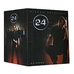 24 Heures chrono, Intégrale - Série
