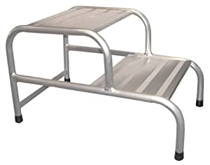 OL:Pro OL101A Aluminium Double Caravan Step