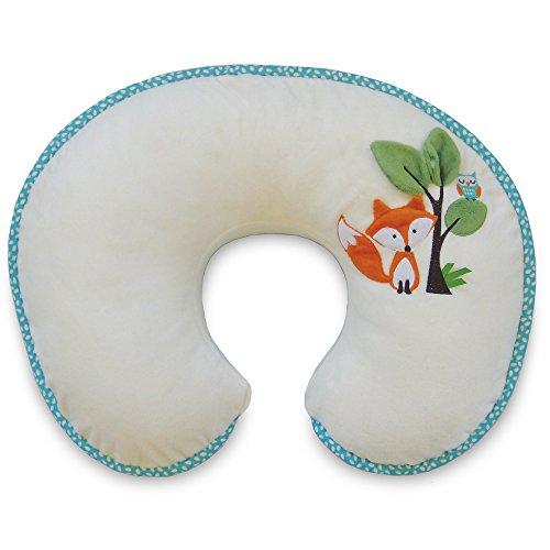 Buy Boppy Nursing Pillow and Positioner, Luxe Fox and Owl