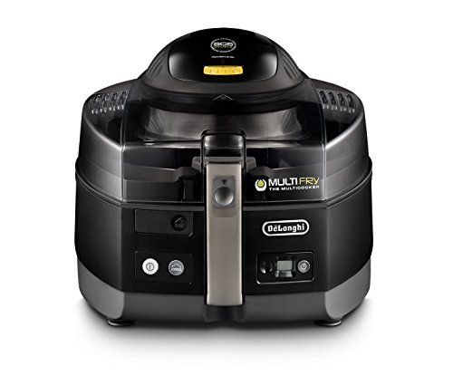 De'Longhi FH1363 MultiFry Extra, air fryer and Multi Cooker, Black (Delonghi Multicooker compare prices)