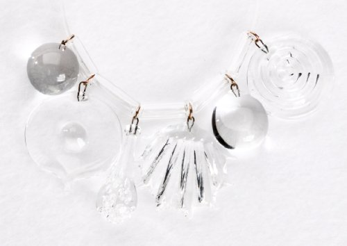 Necklace: Clear Variety