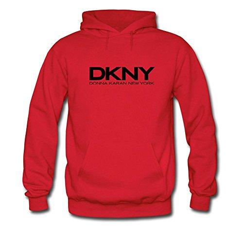 Donna karan Hoodies -  Felpa con cappuccio  - ragazzo Red X-Large