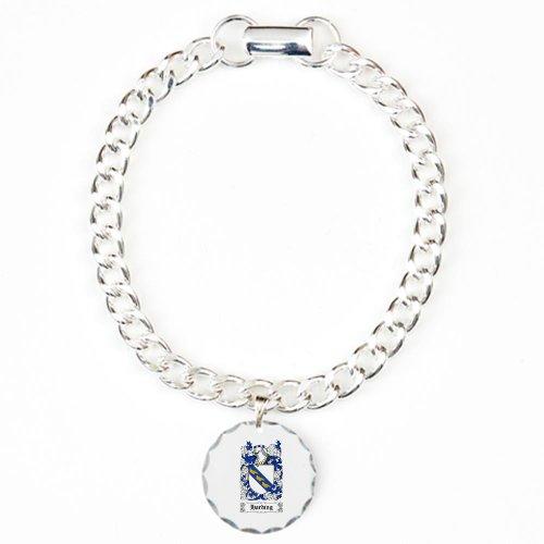 Cafepress Harding Charm Bracelet, One Charm - Standard Multi-Color