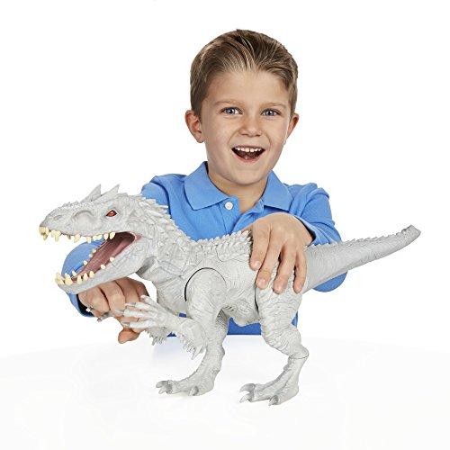 Jurassic World Chomping Indominus Rex Figure faleel jamaldeen islamic finance for dummies