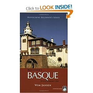 Beginner's Basque Wim Jansen