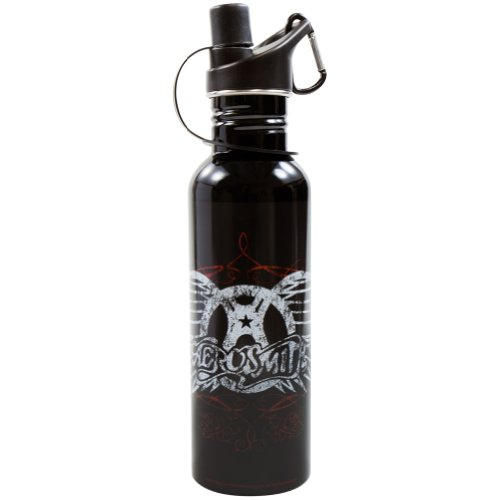 Aerosmith - Wing Logo Water Bottle