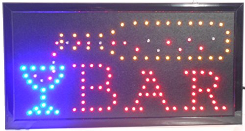 Creative Motion Bar LED Sign