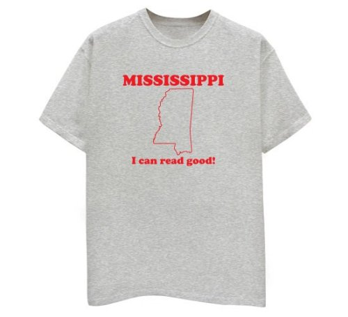 Mississippi - Buy Mississippi - Purchase Mississippi (Direct Source, Direct Source Shirts, Direct Source Womens Shirts, Apparel, Departments, Women, Shirts, T-Shirts)