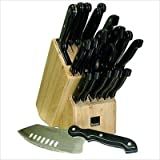 Ronco Rocker Showtime 420J2 Stainless Steel 20-Piece Knife Set
