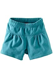 Tea Collection Little Girls' French Terry Short