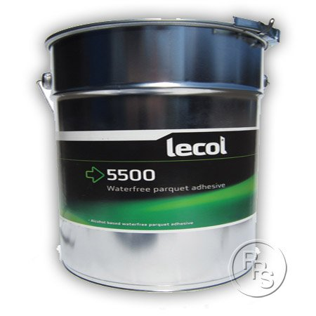 Lecol 5500 25Kg Wooden Flooring Adhesive For New & Reclaimed Parquet & Wood Block