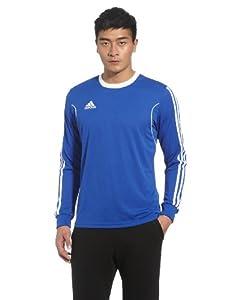 Adidas Squadra13 Maillot à manches longues pour homme Bleu Cobalt/blanc 2 XL