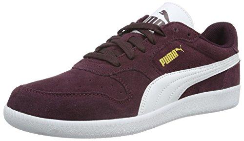 Puma Unisex-Erwachsene Icra Trainer SD Sneakers, Rot (Winetastingwhite 21), 39 EU thumbnail