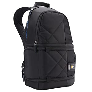Case Logic CPL-109 DSLR Camera and iPad Backpack (Gray)