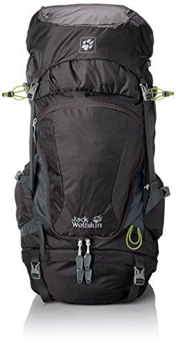Jack Wolfskin Damen Rucksack Highland Trail, Dark Steel, 59 x 33 x 10 cm, 45 Liter, 2003031-6032