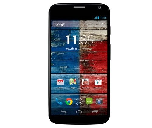 Imported MOTOROLA MOTO X XT1052 (BLACK,16GB) Quad Core Processor/2GB RAM ,2 GB RAM