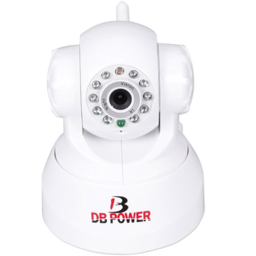 DB Power Wireless WIFI CCTV IP Network Security Camera Night Vision IR at Sears.com