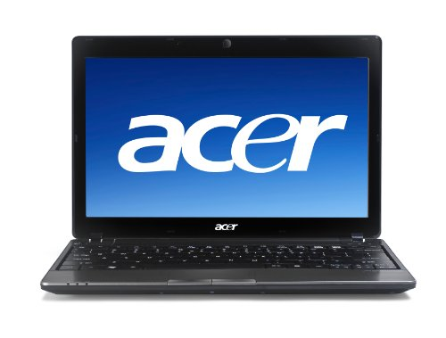 Acer AS1430Z-4677 11.6-Inch Laptop (Diamond Black)