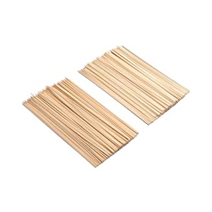 Farberware BBQ 12-Inch Bamboo Skewers, 100 Count