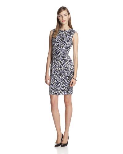 Susana Monaco Women's Ali Triangle Print Dress