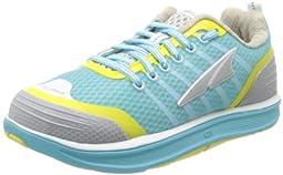 Altra Women\'s Intuition 2 Running Shoe,Blue,5 M US