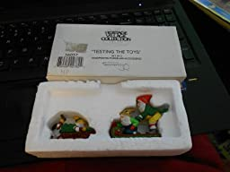 Dept 56 North Pole Collection \