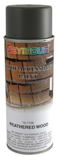 Seymour 16-1700 Roof Accessory Paint, Weathered Wood (Shingle Paint compare prices)