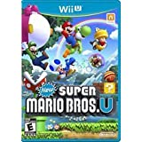 New Super Mario Bros. U game